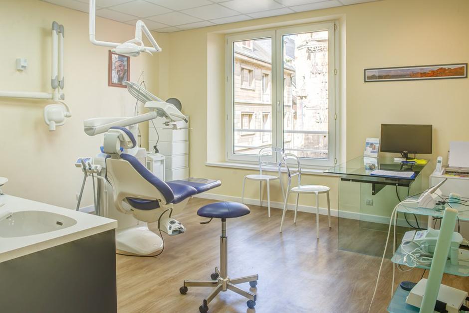 Espace de soins dentaire - Dentiste Caen