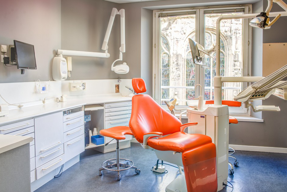Espace de soins dentaire a Caen