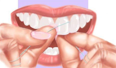 Technique de brossage des dents 7
